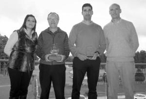 II Torneio do Coração Cardiangra - Manuel Nunes e Flávio Barcelos Vencem