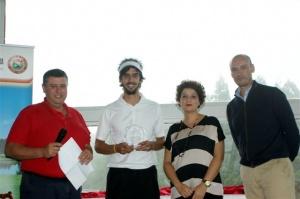 III Torneio do Coração - CardiAngra . Vitórias para Pedro Freitas e Alexandre Afonso